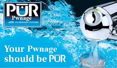 Pwnage Filtration System